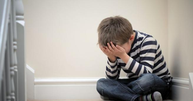Снимка: Наказваните деца са по-тревожни