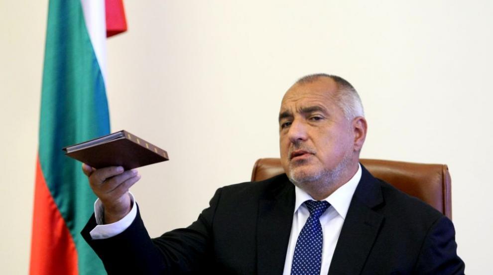 Борисов отива в парламента да отговаря на Нинова, после открива новата...