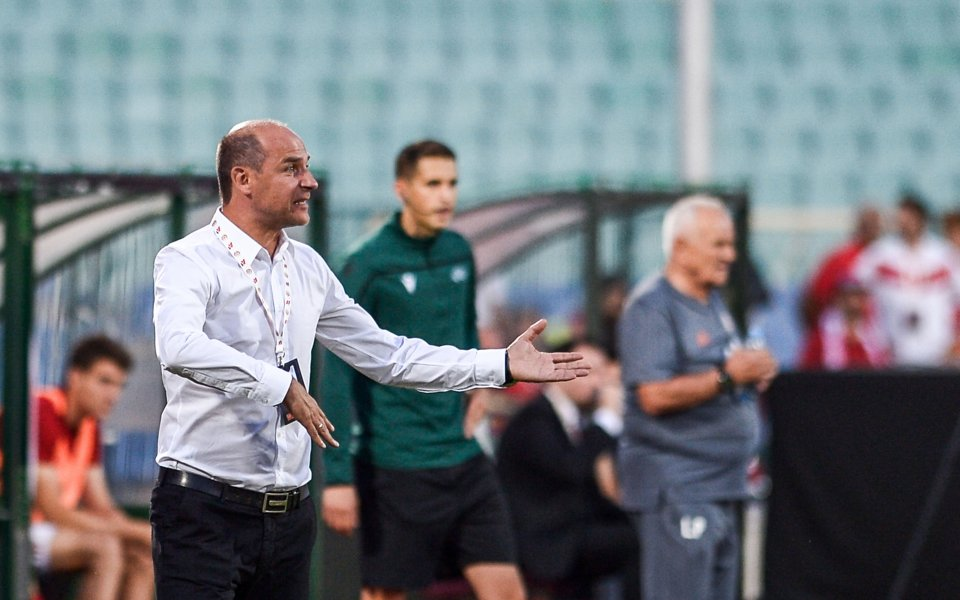 Съперникът на ЦСКА в турнира Лига Европа има за треньор