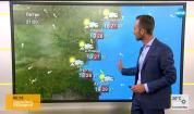 Прогноза за времето (09.08.2019 - сутрешна)