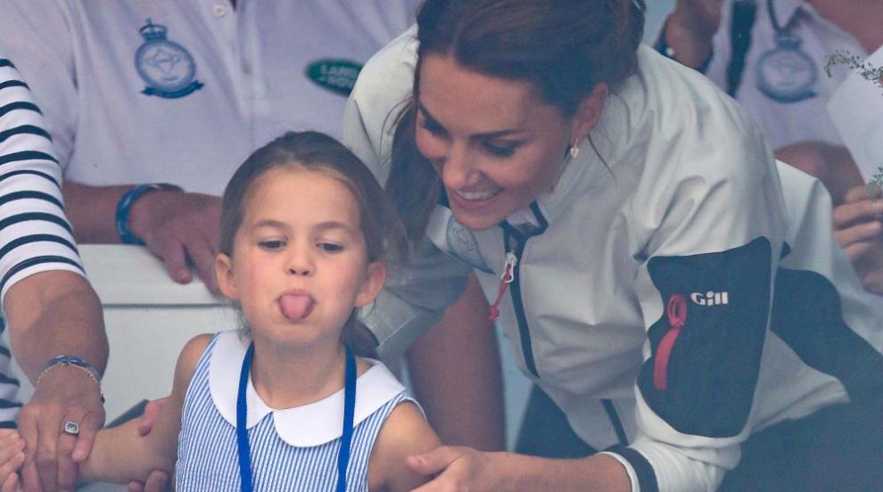 Британската принцеса Шарлот тръгва на детска градина