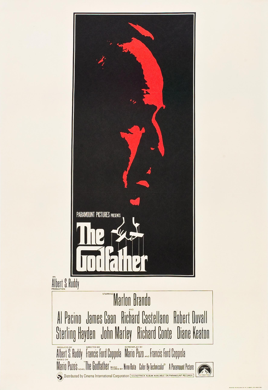 <p>The Godfather / &bdquo;Кръстникът&ldquo; &ndash; 1972; Режисьор: Франсис Форд Копола; Участват: Ал Пачино, Марлон Брандо, Джеймс Каан</p>