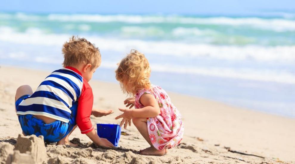 Морско приключение с деца по Южното Черноморие (ВИДЕО)