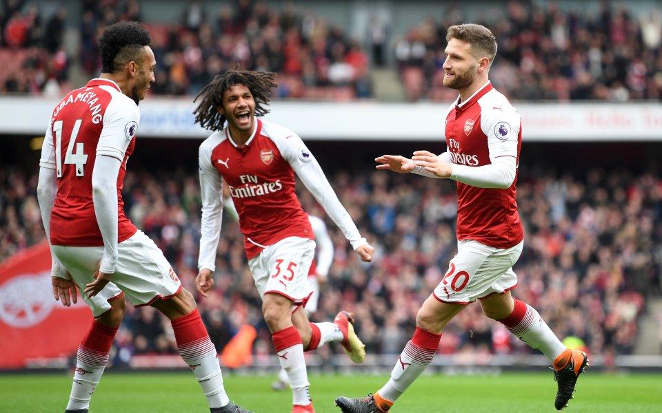 Арсенал планира да се раздели с дуото – Мохамед Елнени