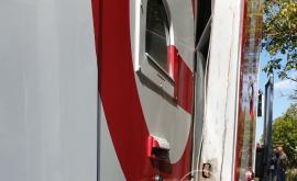 <p>Кошмар с пътуване в автобус, пътниците търсят спасение</p>
