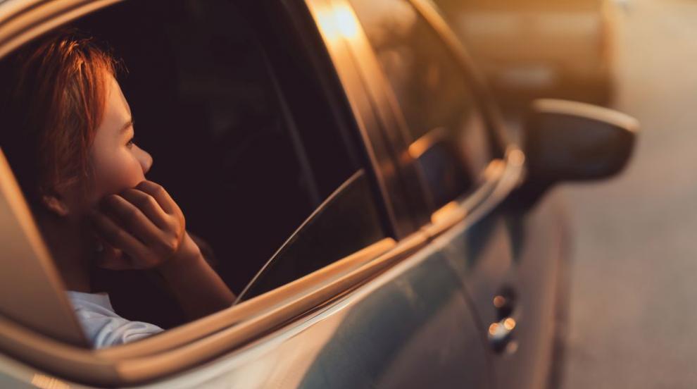 Как да се справим с гаденето при пътуване