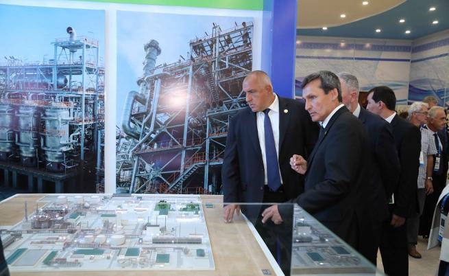 Борисов в Туркменистан: Основната тема - туркменския газ до хъб