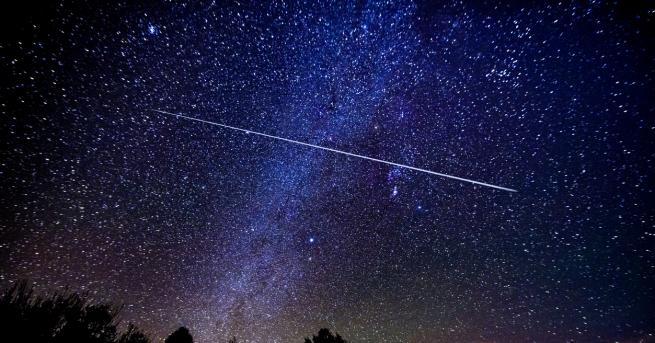 Снимка: Предстои пикът на най-впечатляващите падащи звезди
