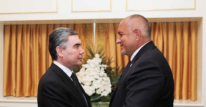 Отношенията между България и Туркменистан са важни и перспективни. Двустранният