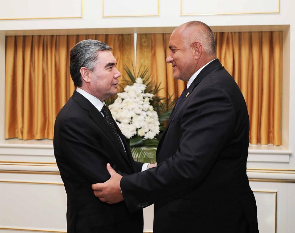 Резултат с изображение за Борисов от Туркменистан