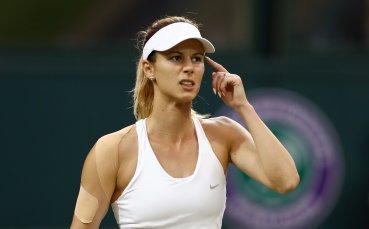 Цветана Пиронкова е Спортист №1 за 2020