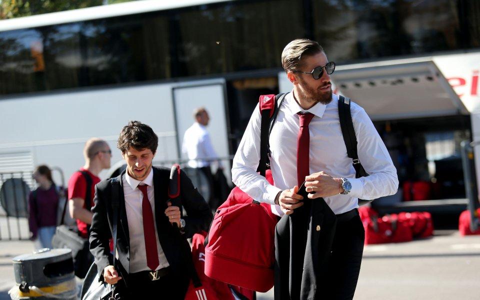 Отборът на ЦСКА замина за Украйна тази сутрин от Летище