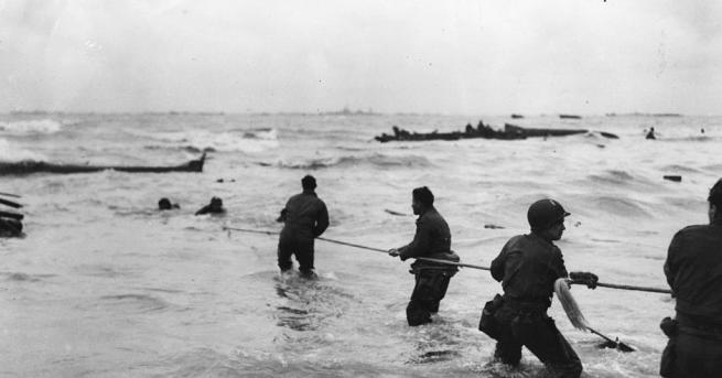 На 15 август 1944 г., десет седмици след десанта от