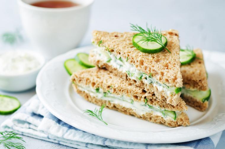 храна сандвич