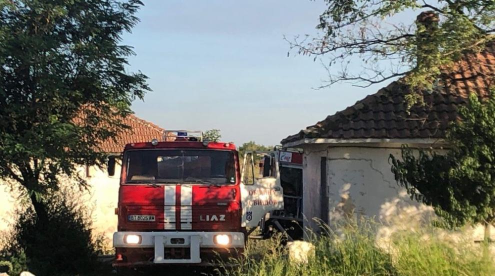 Локализиран е новият пожар в сметището на Свищов