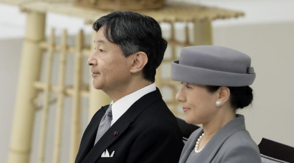 Тайфунът Хагибис отлага парада за възкачването на император Нарухито