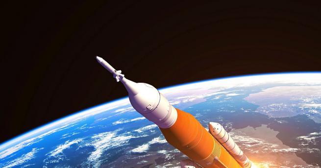Службата за наблюдение на космическите сили на САЩ регистрира експлозия