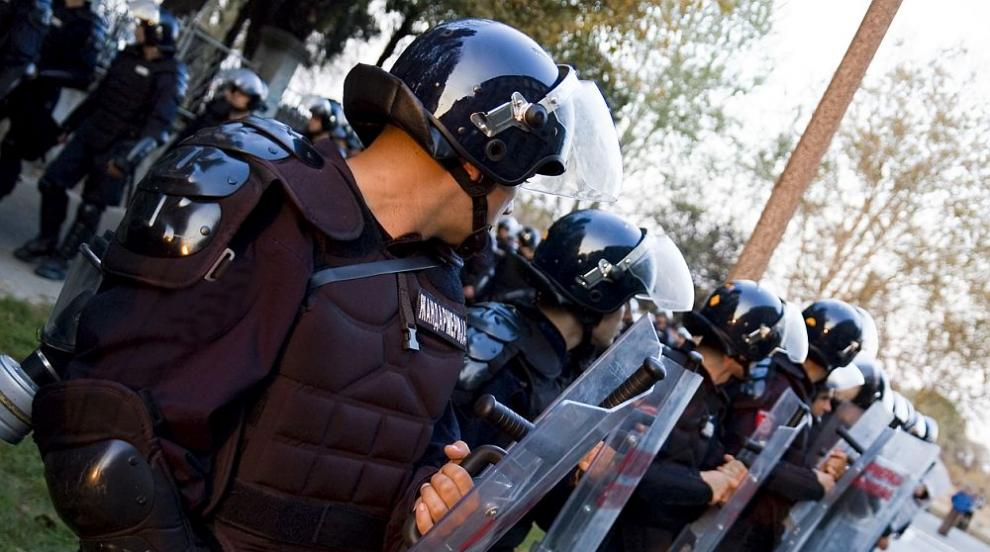 Засилено полицейско присъствие за градското дерби в Пловдив
