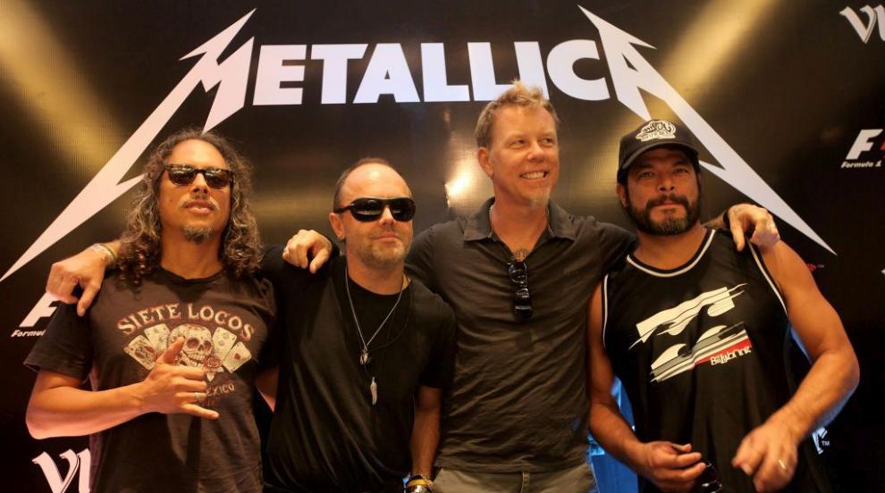Metallica дари 250 000 евро на детска онкоболница в Румъния
