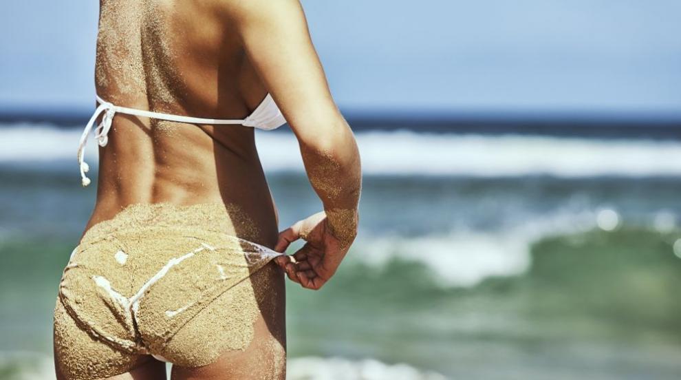Не си правете такива снимки на плажа, дразнят