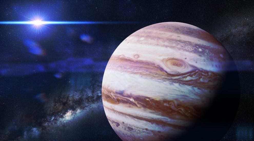 Учени: Юпитер е изиграл ключова роля за появата на живот на Земята