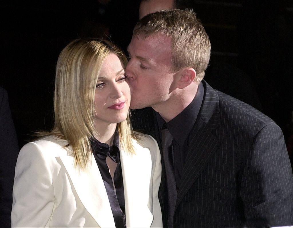 Мадона и Гай Ричи са заедно от 2000 до 2008 г.