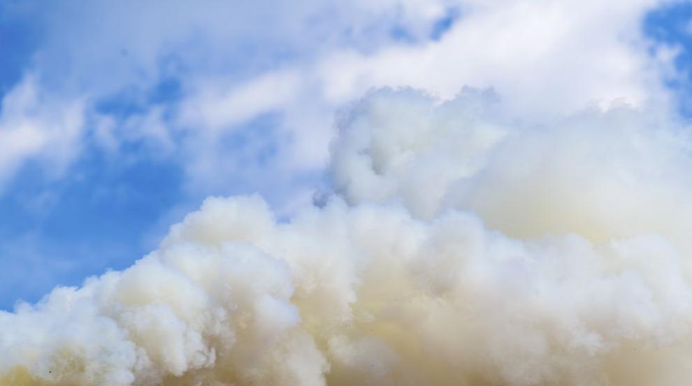 """Протест срещу мръсния въздух в Русе, блокират """"Дунав мост"""" (ВИДЕО)"""