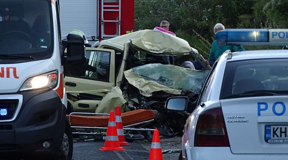 Евростат: България е с най-много жертви при катастрофи с коли в ЕС