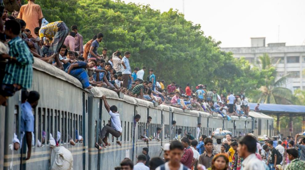 Последната транспортна връзка Индия-Пакистан спря