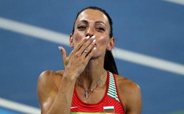 Нов силен резултат и победа за Ивет Лалова