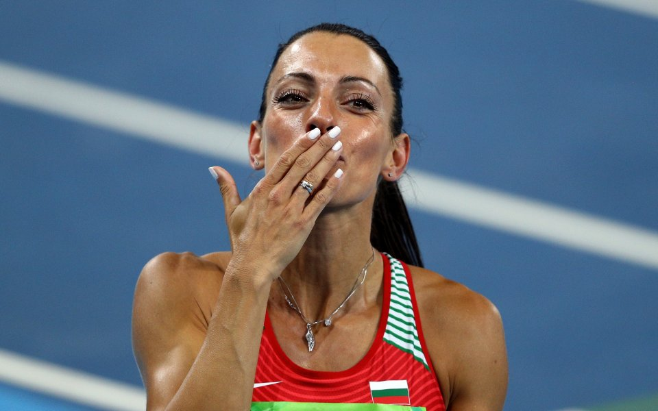 Българската звезда в спринтовите дисциплиниИвет Лаловапостигна поредна победа през сезона,