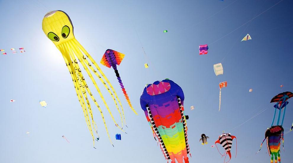 Авангардни хвърчила ще изпъстрят небето над Аспаруховския плаж