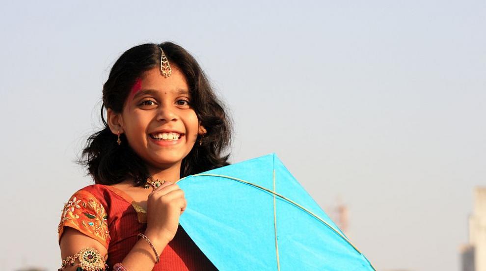 Хвърчила убиха 200 птици на фестивал в Индия