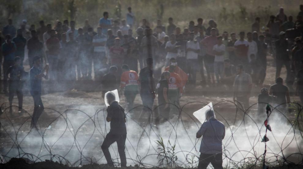 Реципрочен отговор: Израел нападна обекти на Хамас в Газа заради атака с...