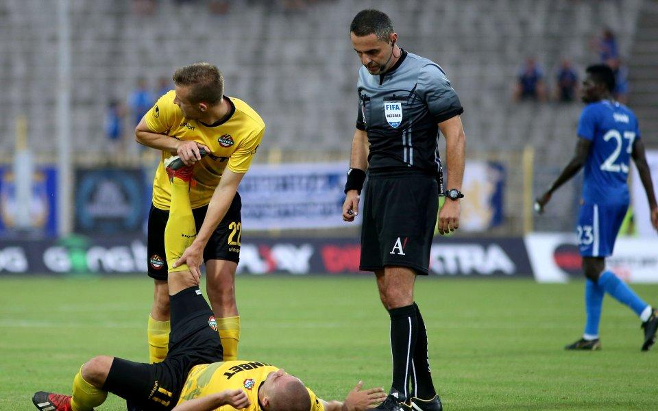 Ядосани фенове на Ботев Пд са искали обяснение от играчите