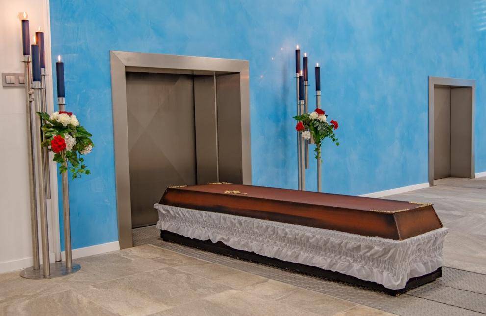 Варна Крематориум - най-модерният на Балканите
