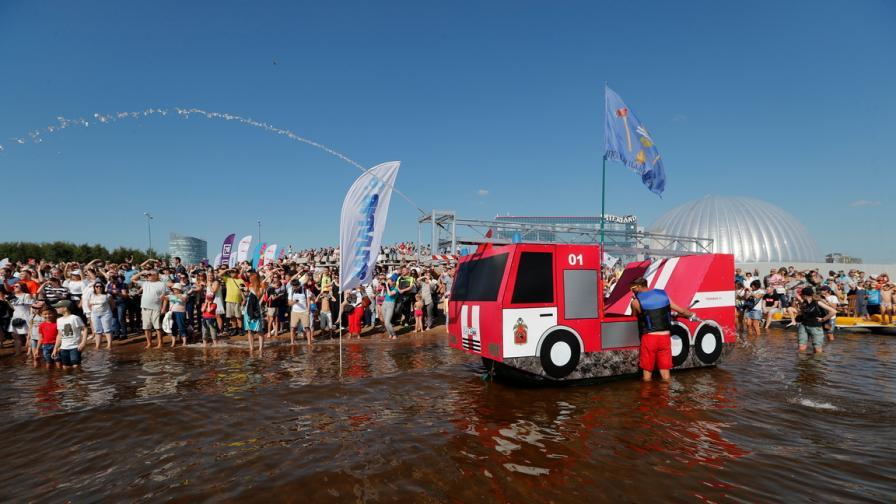 Фестивал на домашните лодки