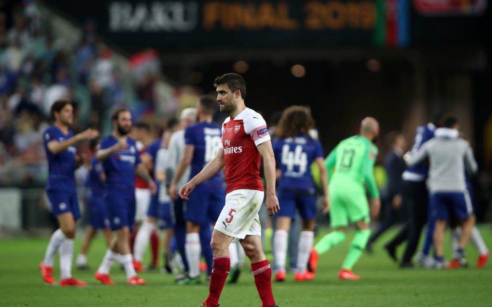 Защитникът на Арсенал Сократис Папастатопулос заяви, че нападателите на Ливърпул