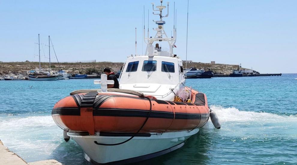 Екипаж, спасяващ мигранти, получи наградата на