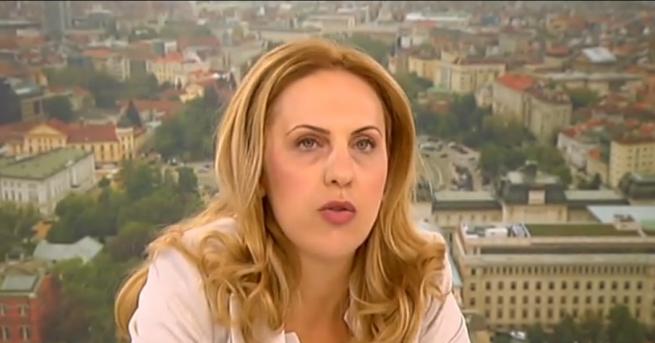 Снимка: Николова: Ще предложа до 15 години затвор за компютърни престъпления