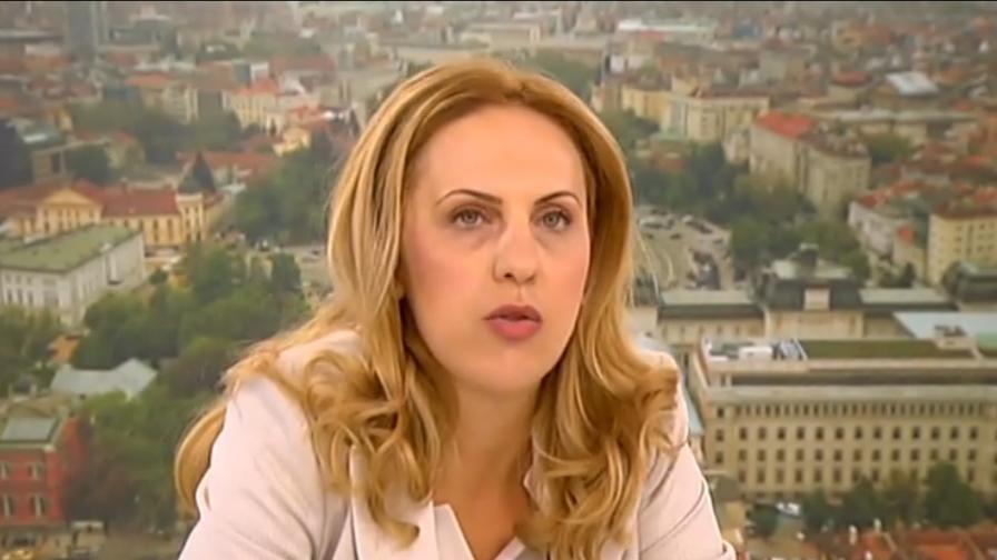 <p>Николова: Ще предложа до 15 години затвор за компютърни престъпления</p>