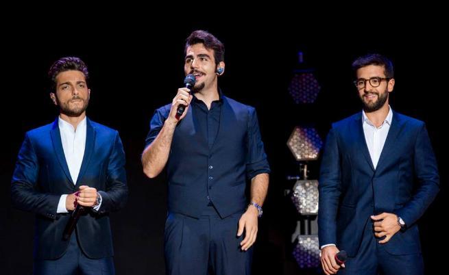 """Огромен интерес към новите """"трима тенори"""" малко преди концертите им в България"""