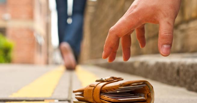 17-годишно момче от Разград намери портфейл с пари и го