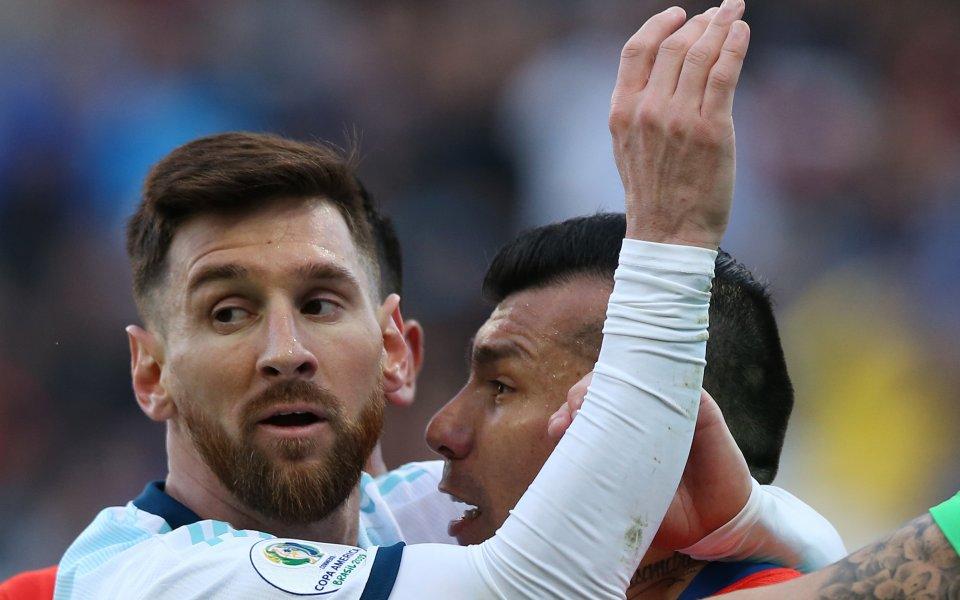 Испанският треньор Хосе Антонио Камачо смята, че Лионел Меси не