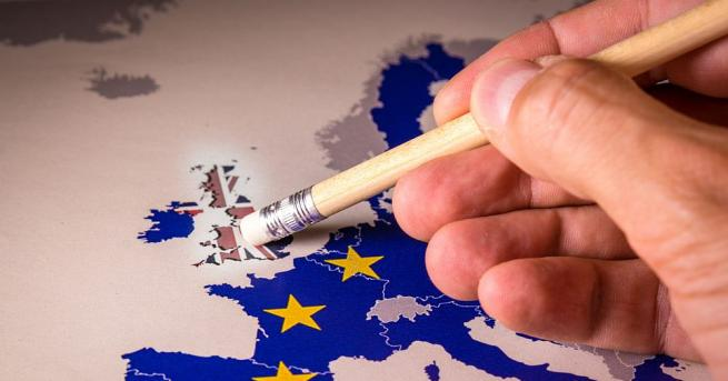 Ако Великобритания напусне Европейския съюз, както е предвидено на 31