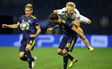 Динамо с огромна крачка към мечтата за ШЛ