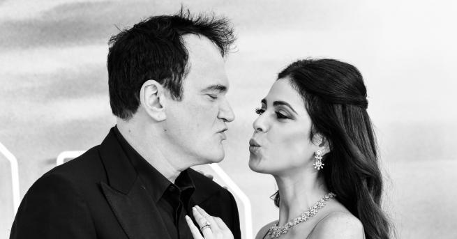 Любопитно Куентин Тарантино и любимата жена му очакват бебе Това