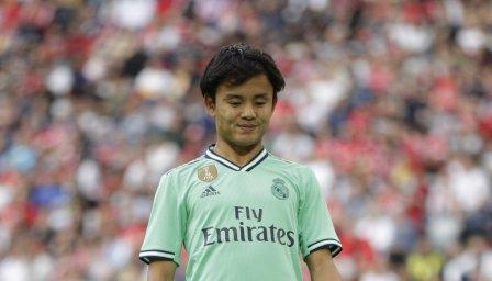 """Официално: Реал Мадрид преотстъпи """"японския Меси"""""""