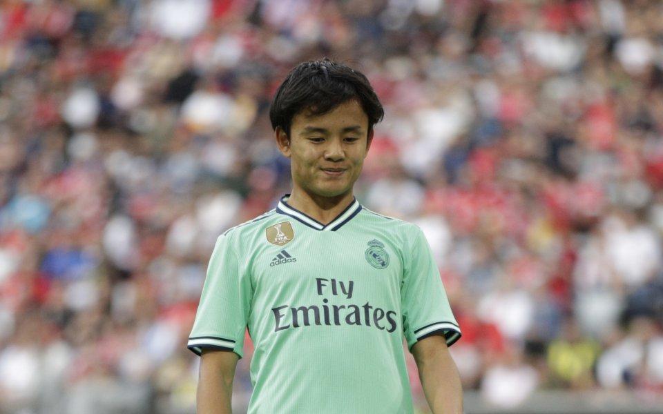 Ръководството на Реал Мадрид официално оповести изходящия трансфер на едно