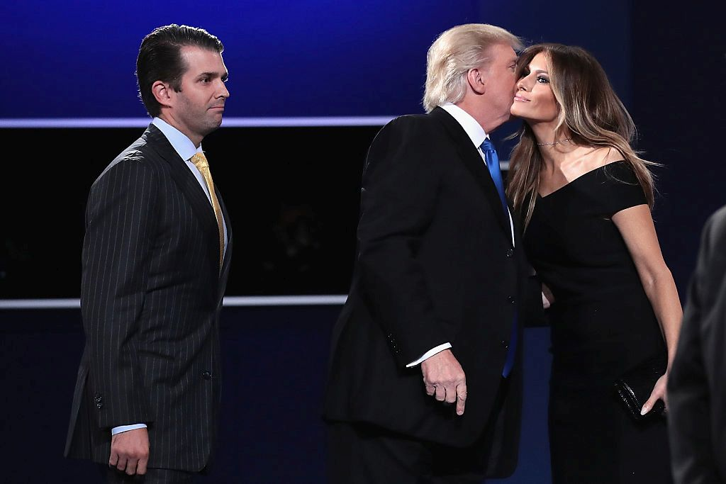Влюбени ли са още Мелания и Доналд Тръмп?